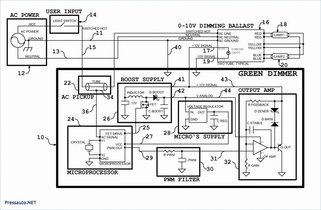 0 10 Dimming Ballast Wiring Diagram | Wiring Diagram   0 10 Volt Dimming Wiring Diagram