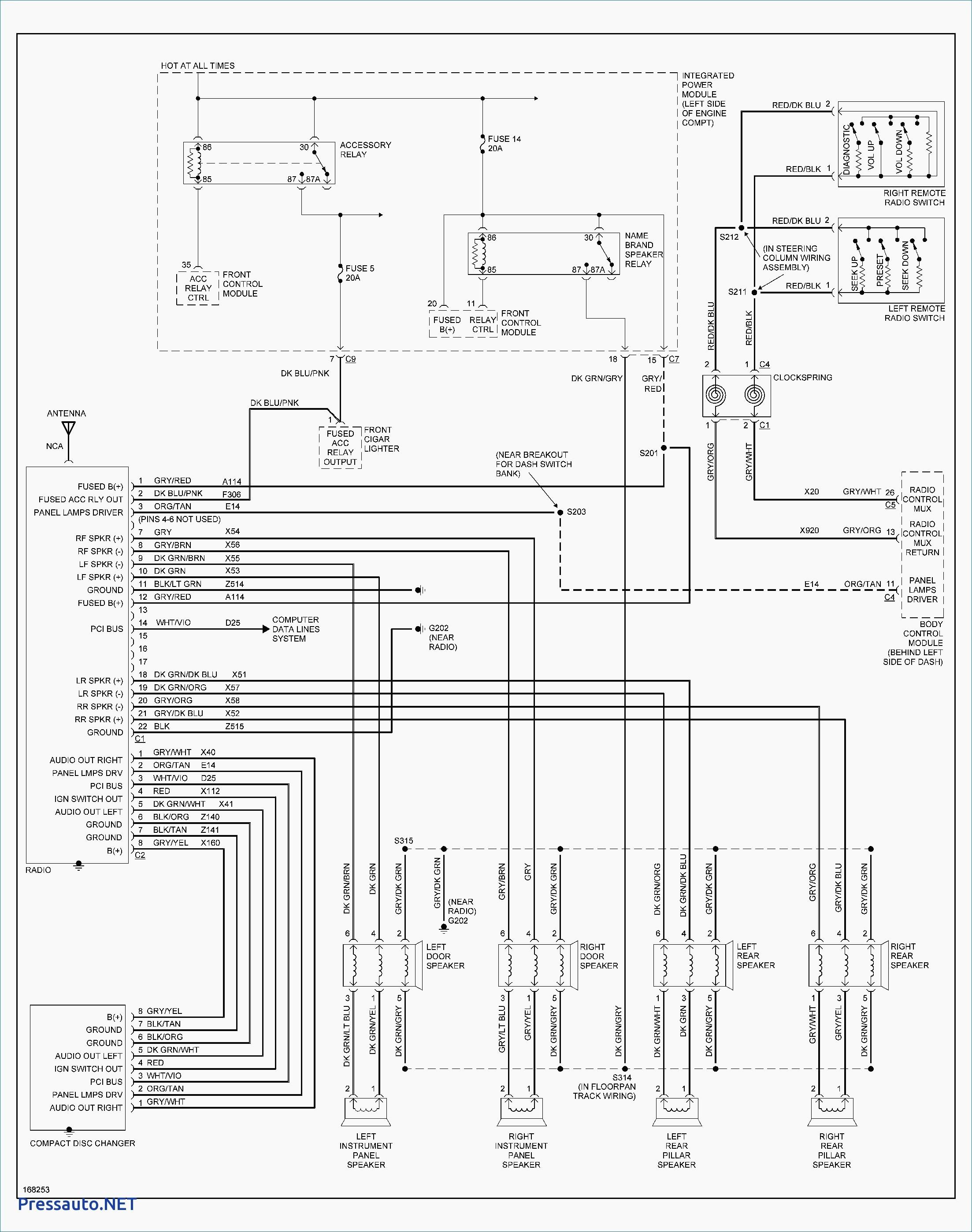 01 Dodge Ram Radio Wiring Diagram Book Of Stereo Wiring Diagram 2001 - 2001 Dodge Ram Radio Wiring Diagram