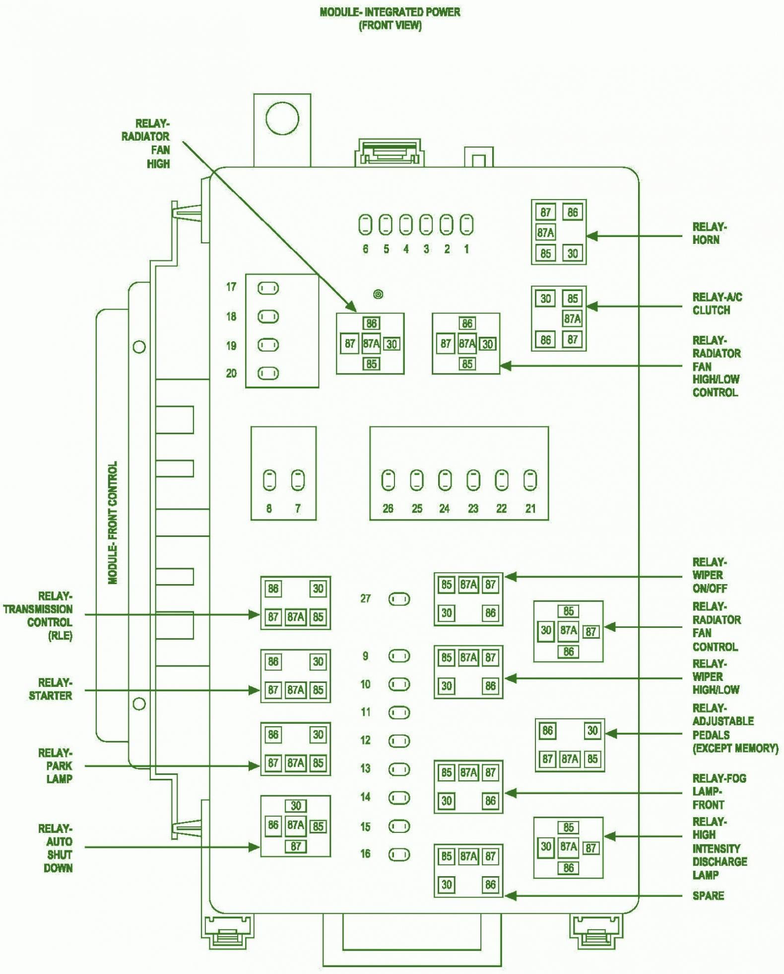 04 Durango Fuse Diagram | Best Wiring Library - 2004 Dodge Durango Radio Wiring Diagram