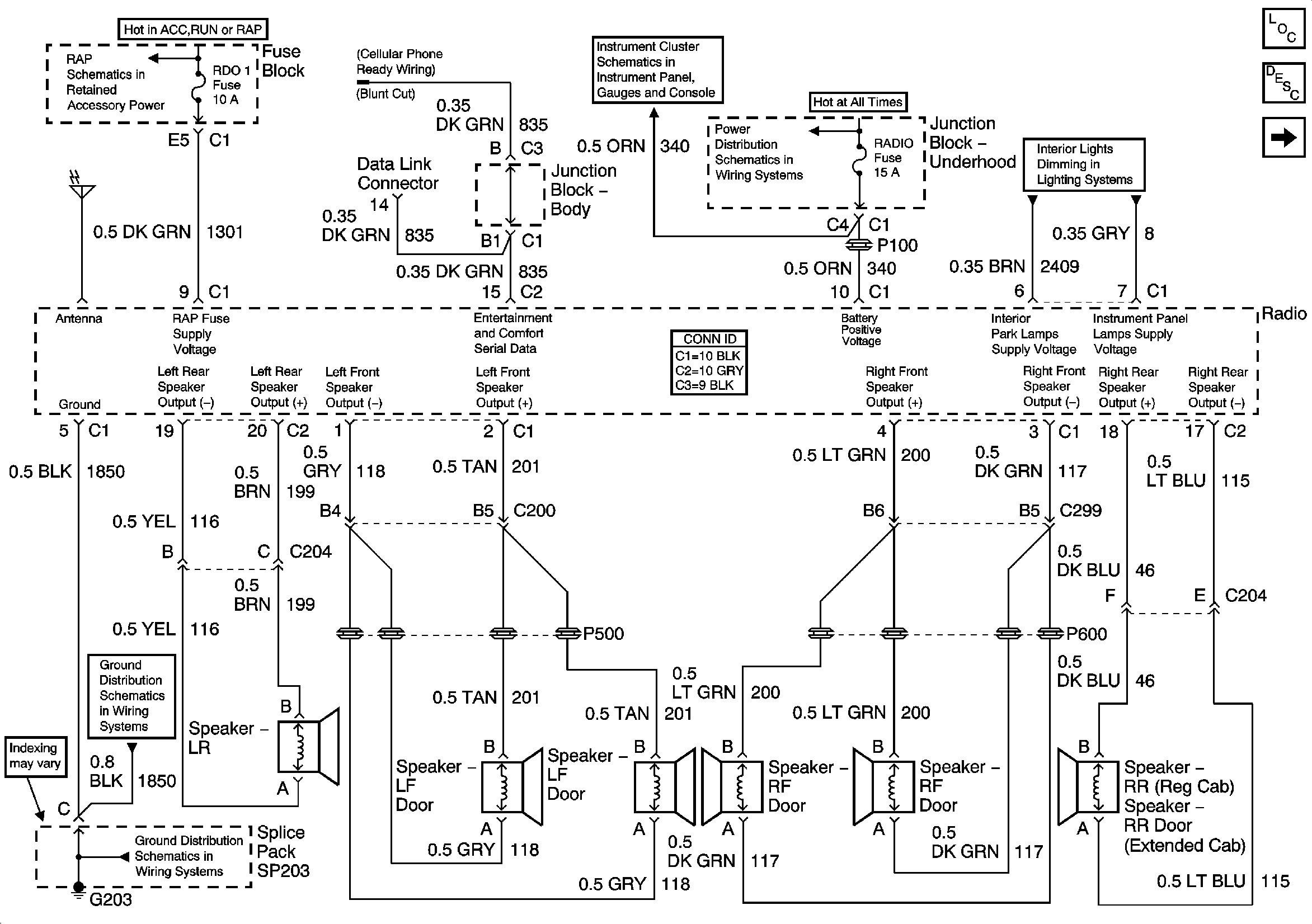 05 Impala Amp Wiring Diagram - Schematics Wiring Diagrams • - 2008 Chevy Impala Radio Wiring Diagram
