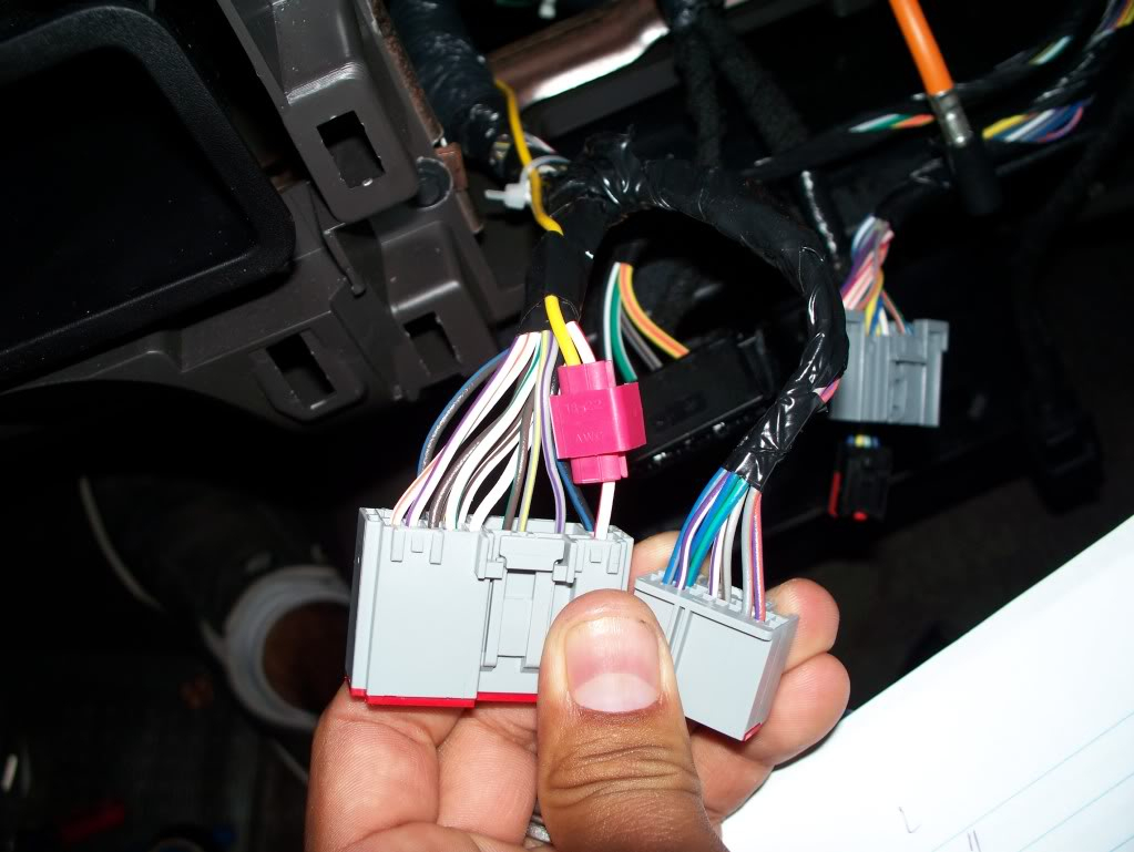 09 Ford Truck Radio Wiring Diagrams - Wiring Diagrams Hubs - Ford F150 Radio Wiring Harness Diagram