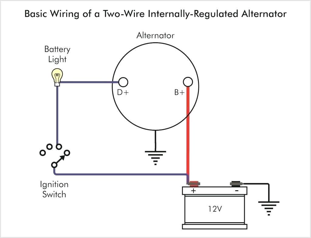 1 Wire Chevy Alternator Wiring Diagram   Wiring Diagram Schema   1 Wire Alternator Wiring Diagram