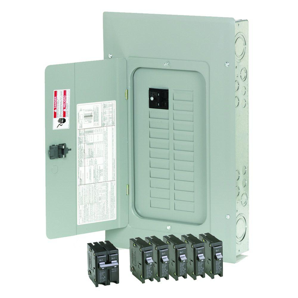 100 Amp Fuse Box Size - Wiring Diagrams Hubs - 100 Amp Electrical Panel Wiring Diagram
