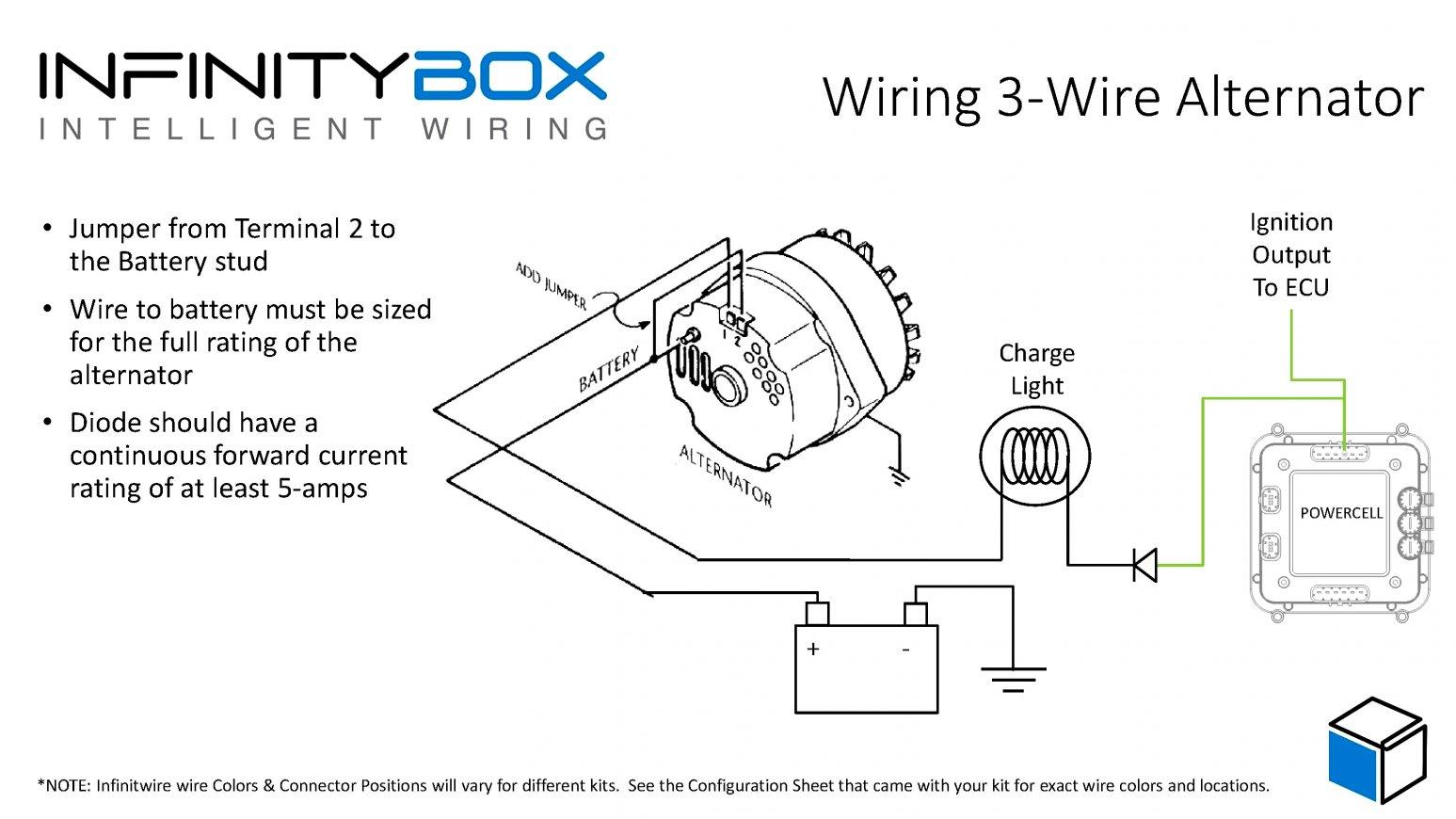 10Si Alternator Wiring - Wiring Diagrams Click - Delco 10Si Alternator Wiring Diagram