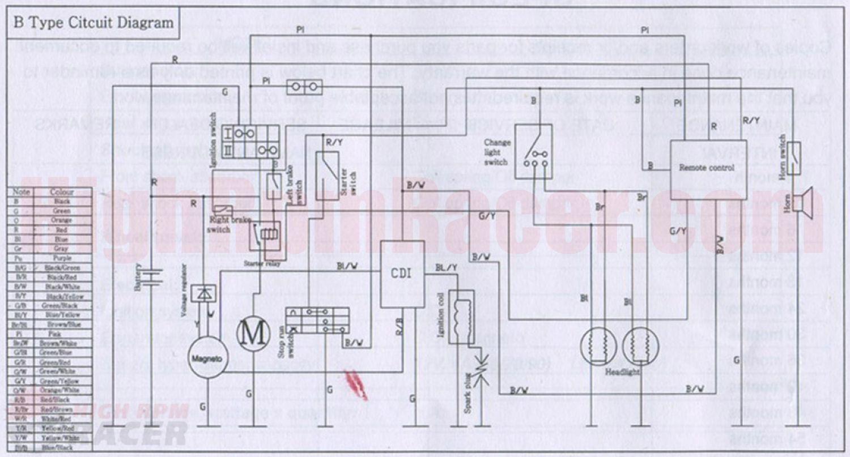 110Cc Pocket Bike Wiring Diagram   Need Wiring Diagram - Pocket Bike - Pocket Bike Wiring Diagram