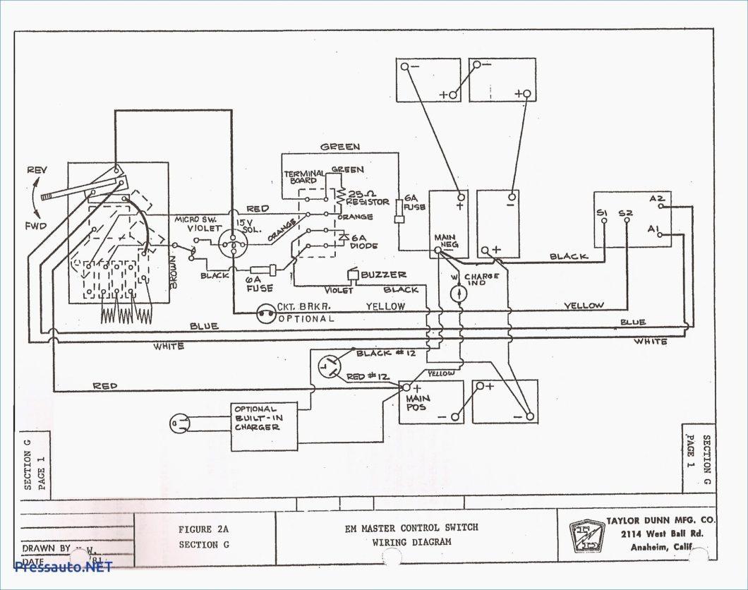12 Volt Club Car Solenoid Wiring Diagram - Schema Wiring Diagram - 48 Volt Club Car Wiring Diagram