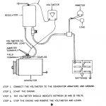 12 Volt Generator Voltage Regulator Wiring Diagram | Tractor Gen   12 Volt Generator Voltage Regulator Wiring Diagram