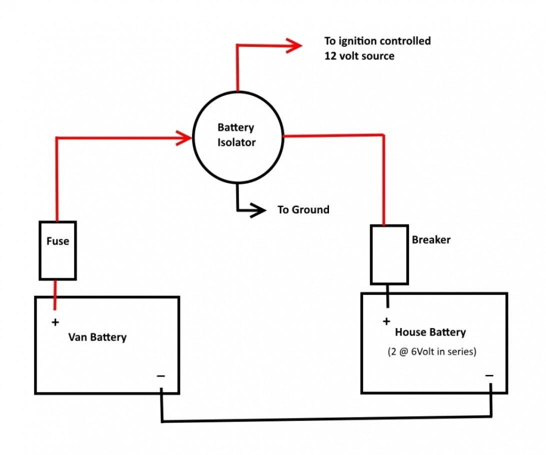rv house battery wiring fav wiring diagram Fleetwood Tioga Class C Motorhomes