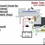 12 Volt Solenoid Wiring Diagram Wiring Diagram Collections   Wiring   12V Starter Solenoid Wiring Diagram