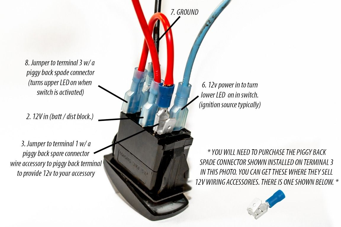 12 Volt Switch Wiring Diagram | Wiringdiagram | Wiringdiagram - 12 Volt Wiring Diagram