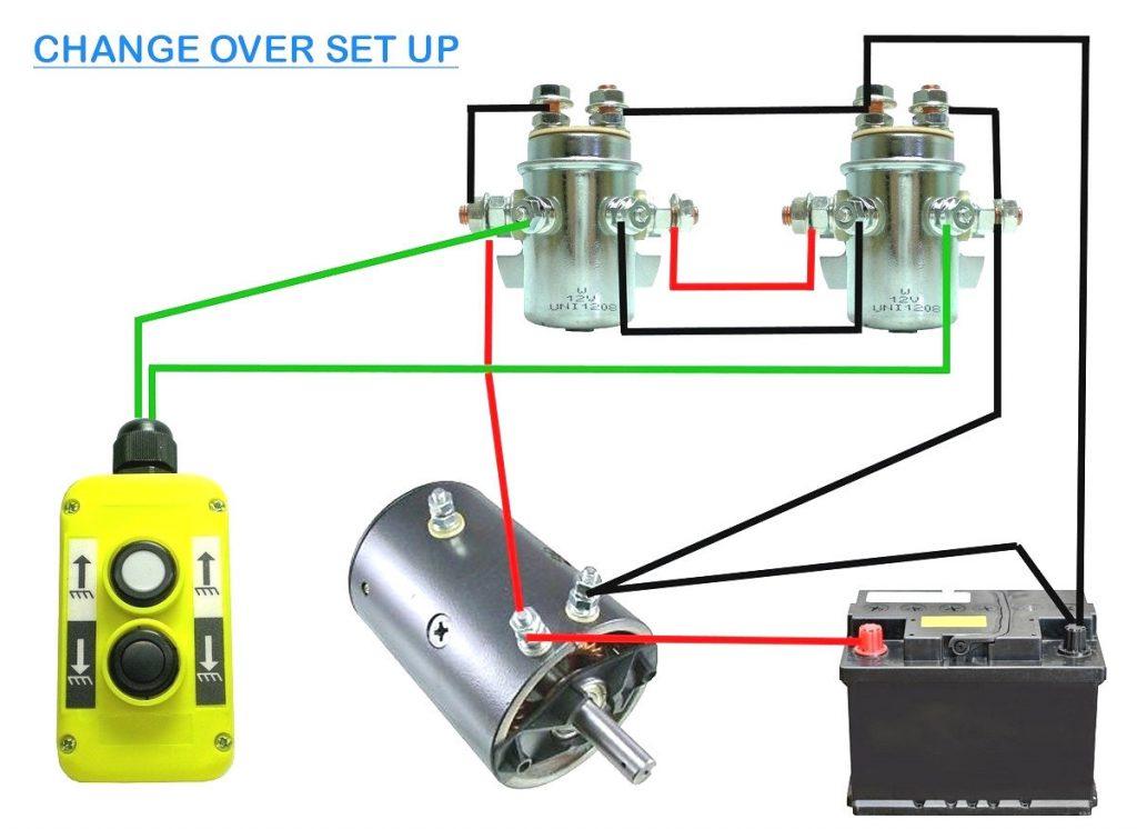 12 Volt Winch Solenoid Wiring Diagram | Manual E Books   12 Volt Winch Solenoid Wiring Diagram