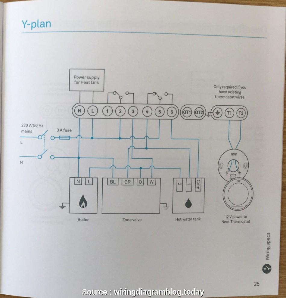 12 Wire Thermostat Wiring Diagram   Wiring Diagram - Nest Thermostat Wiring Diagram Heat Pump