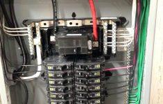 125 Amp Main Breaker Panel Wiring Diagram | Manual E Books   125 Amp Sub Panel Wiring Diagram