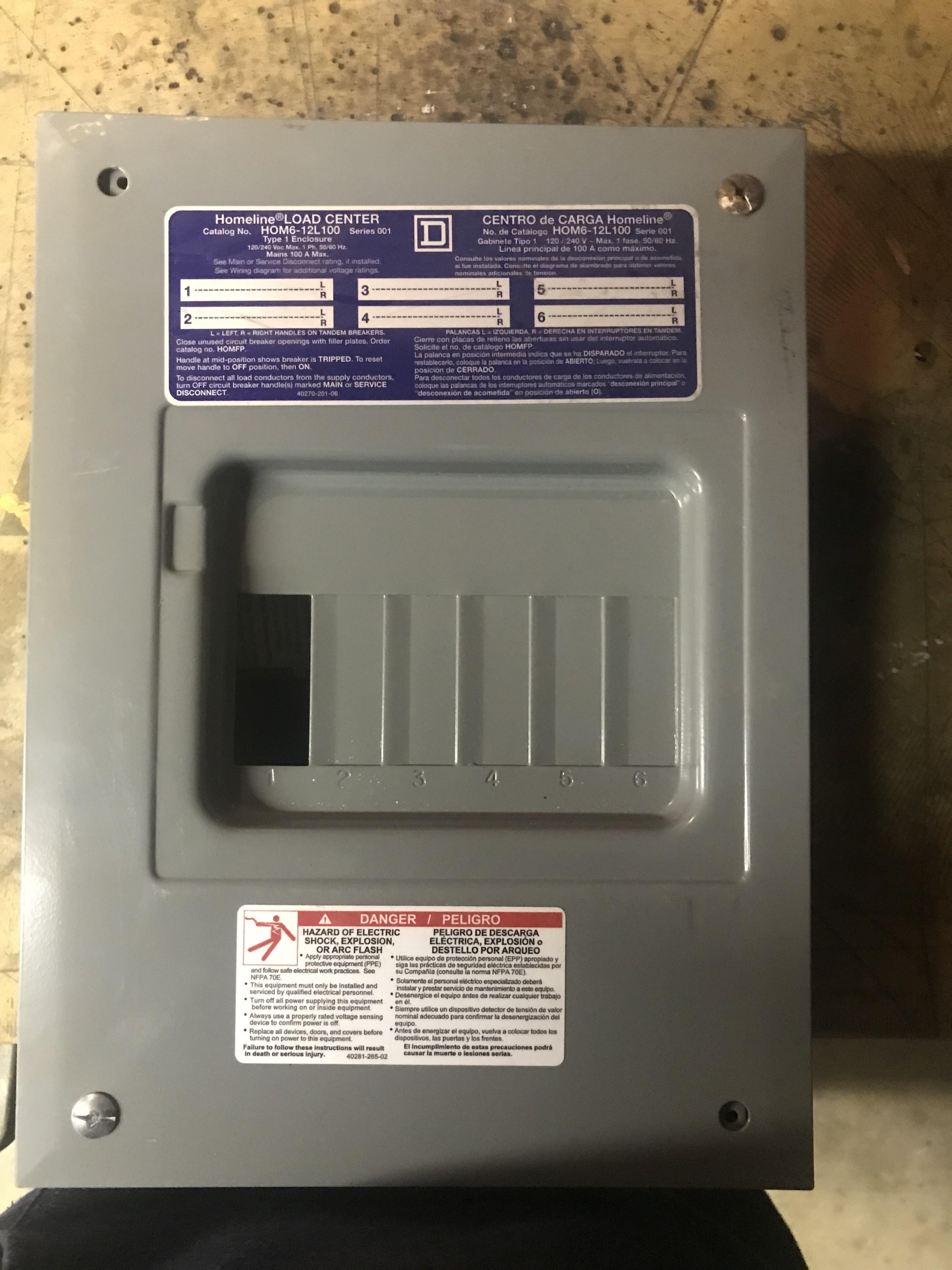125 Amp Sub Panel Wiring Diagram | Wiring Diagram - 125 Amp Sub Panel Wiring Diagram