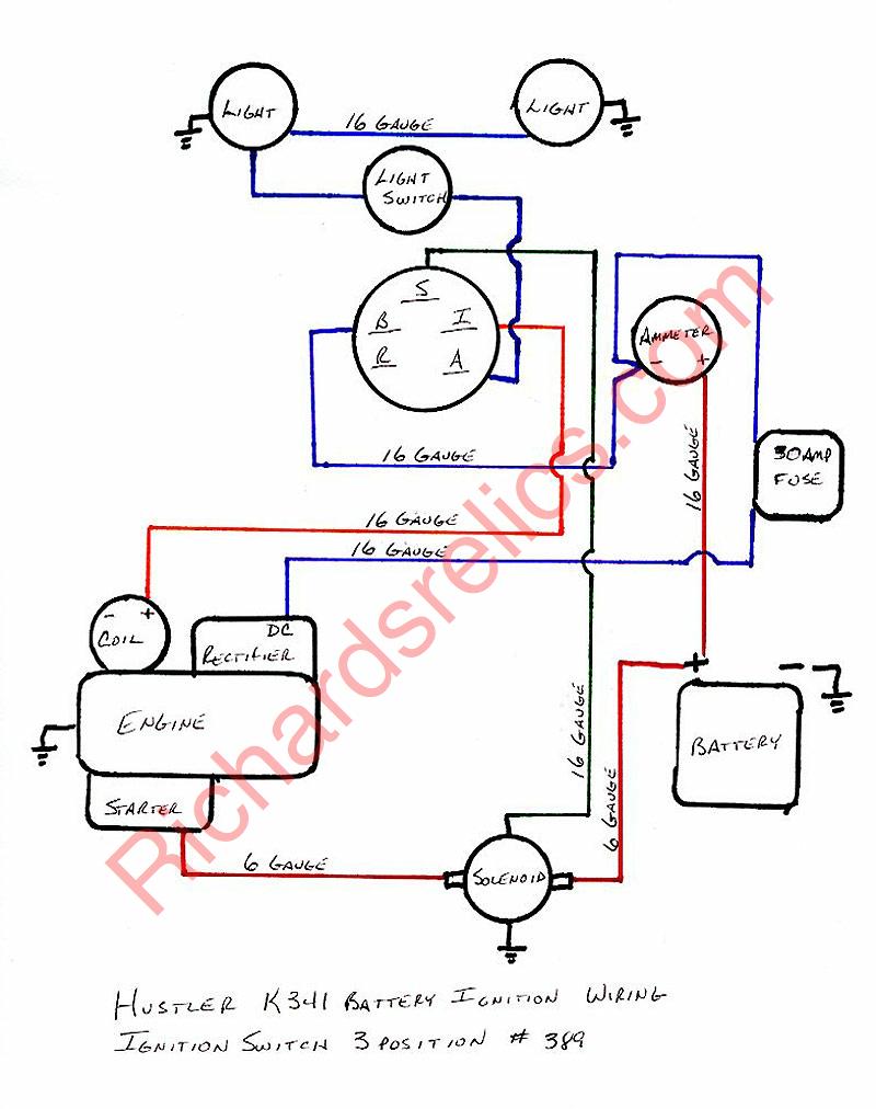 16Hp Kohler Engine Wiring Diagram | Best Wiring Library - Kohler Ignition Switch Wiring Diagram