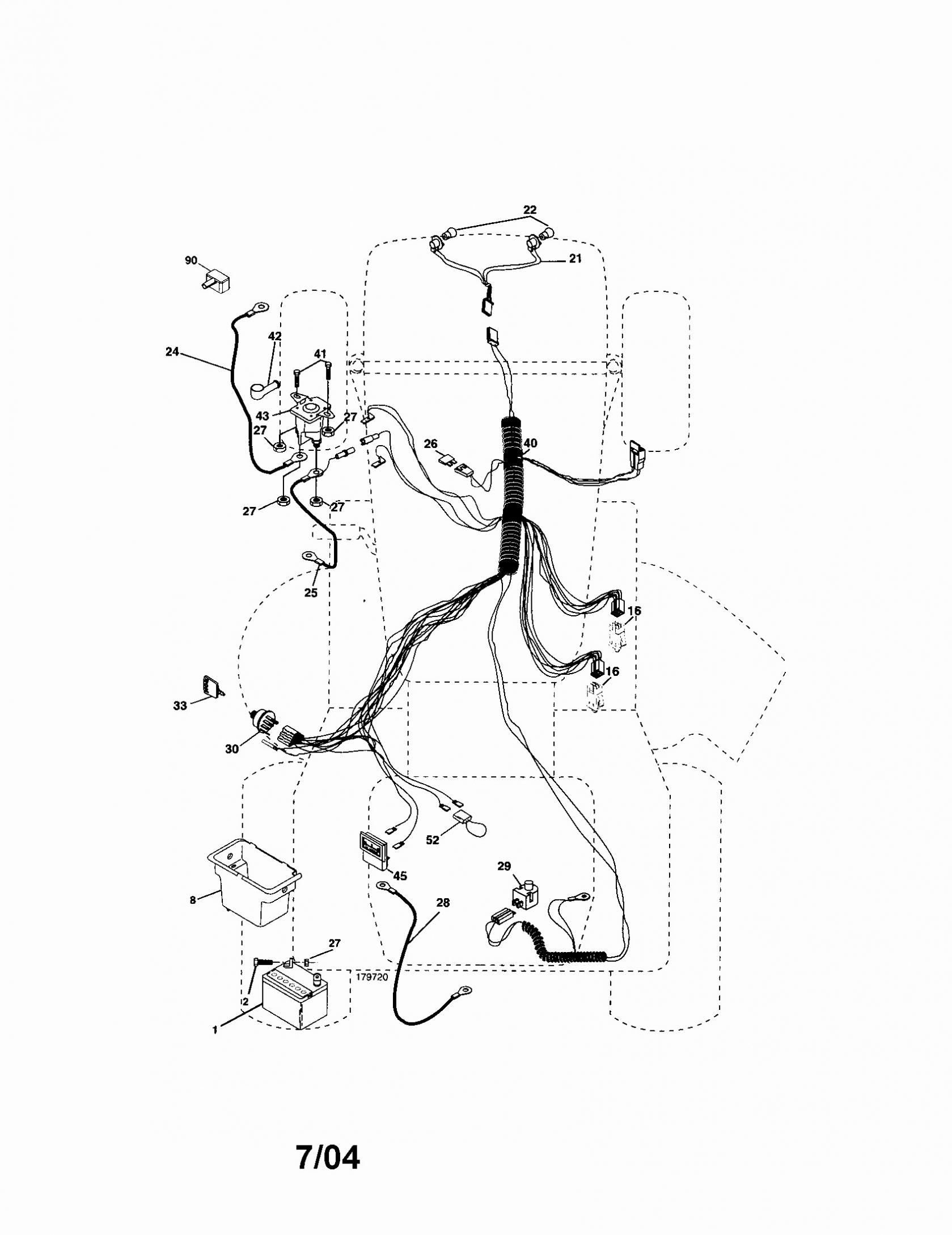 17 Hp Briggs Stratton Wiring Diagram Hecho | Wiring Diagram - Briggs And Stratton V Twin Wiring Diagram