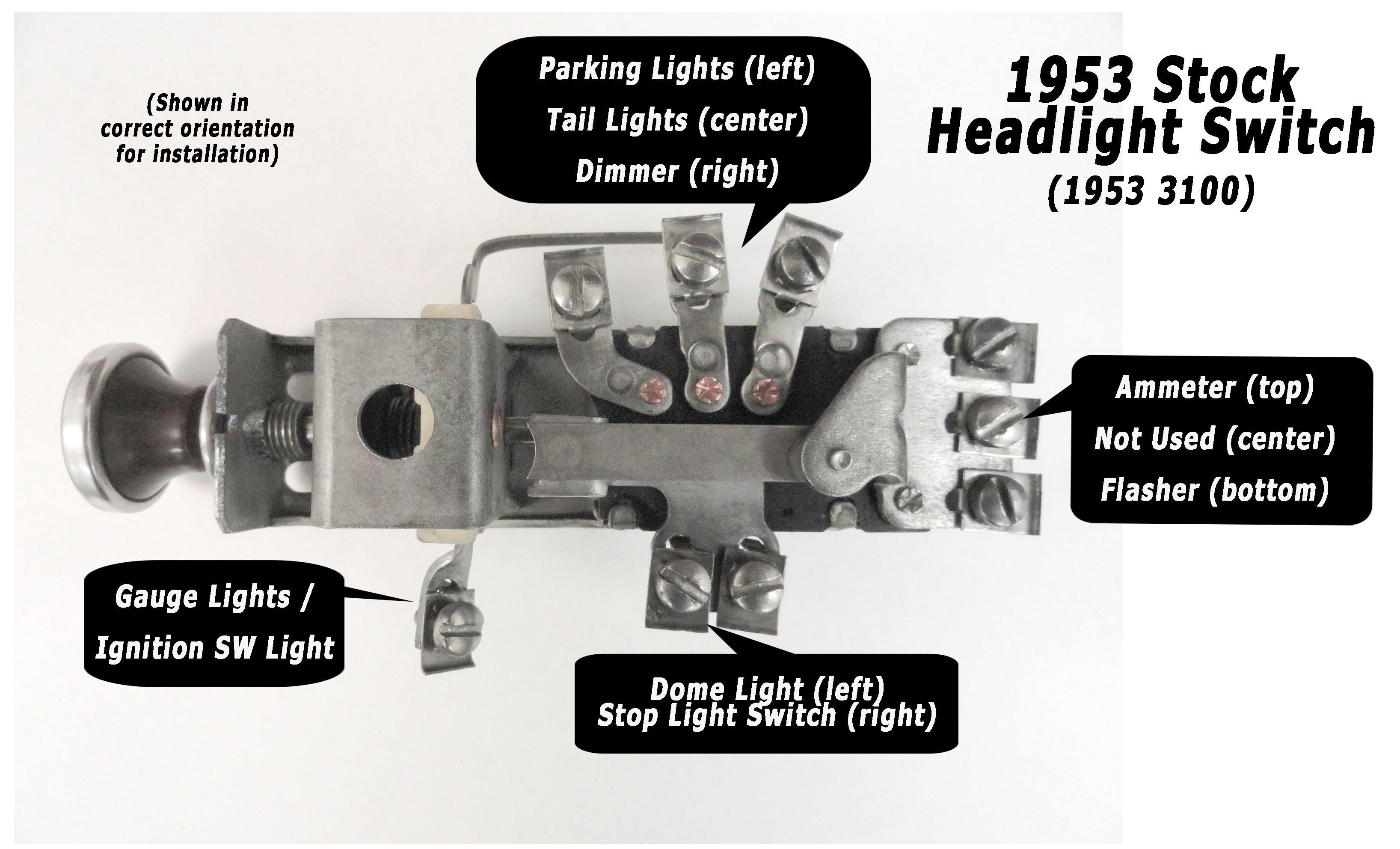 Cool Chevy Headlight Switch Wiring Diagram Wirings Diagram Wiring 101 Akebretraxxcnl