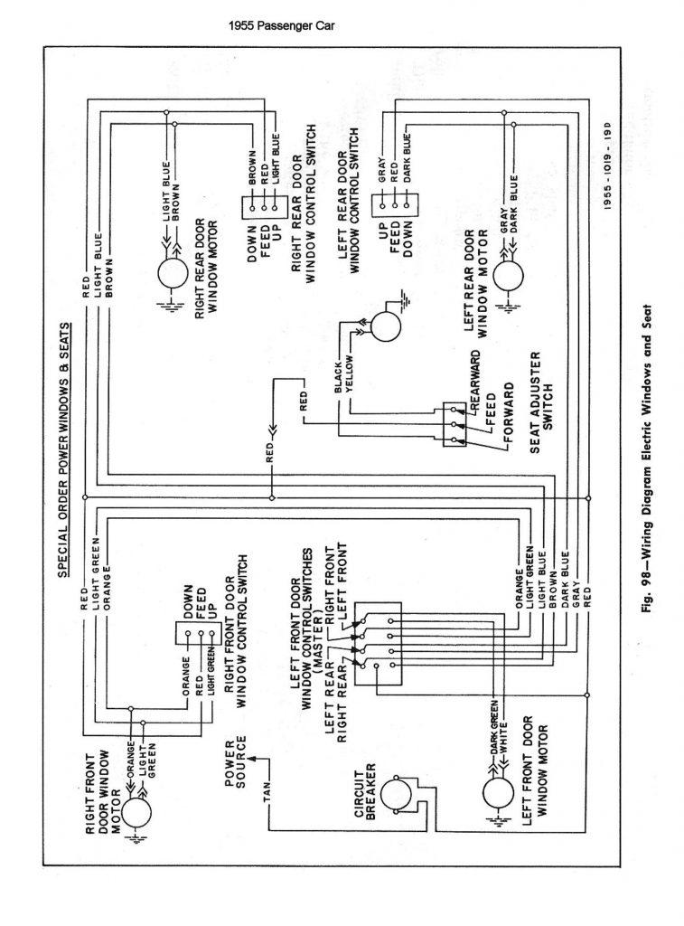 1956 Chevy Truck Wiring Diagram | Manual E Books   1994 Chevy Truck Wiring Diagram Free