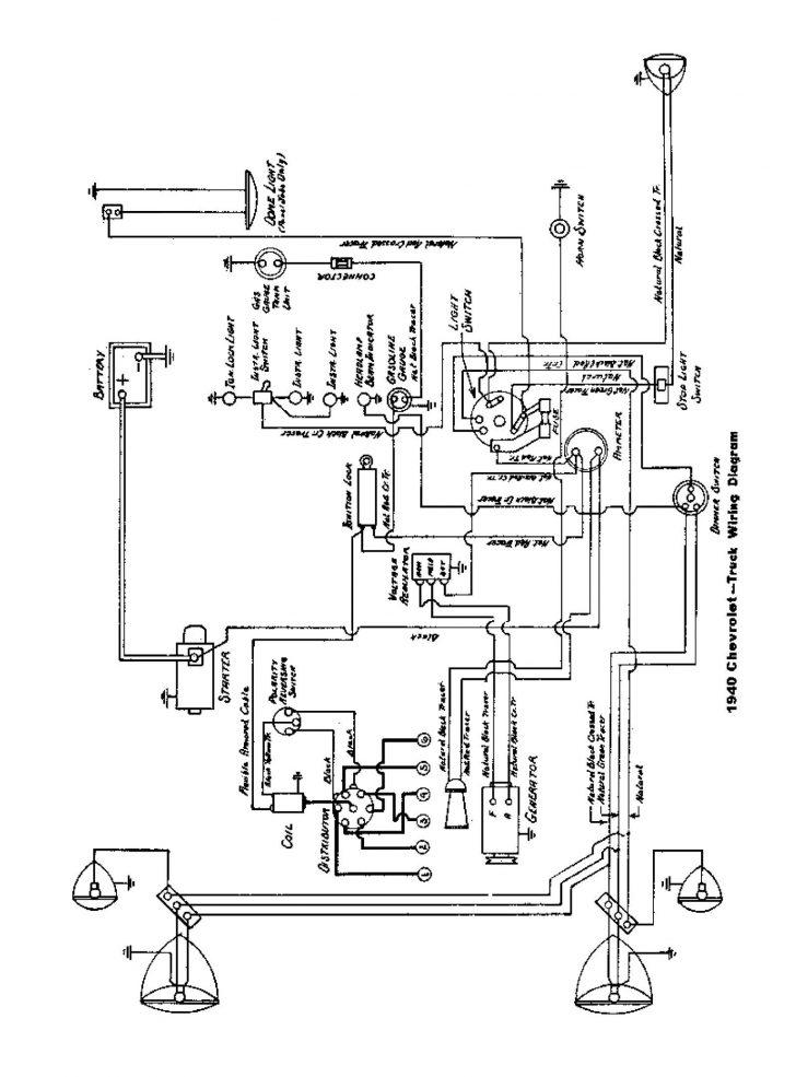 Excellent Chevy Generator Wiring Diagram Basic Electronics Wiring Diagram Wiring Digital Resources Funapmognl