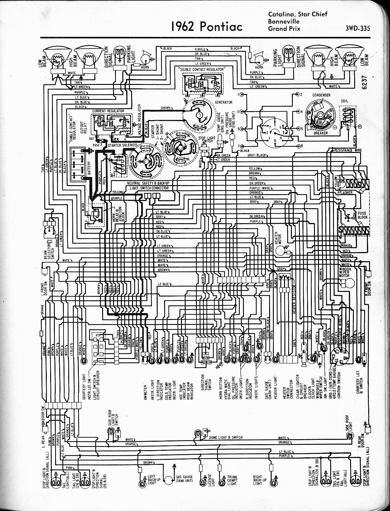 1956 Pontiac Wiring | Wiring Diagram - 2006 Pontiac Grand Prix Radio Wiring Diagram