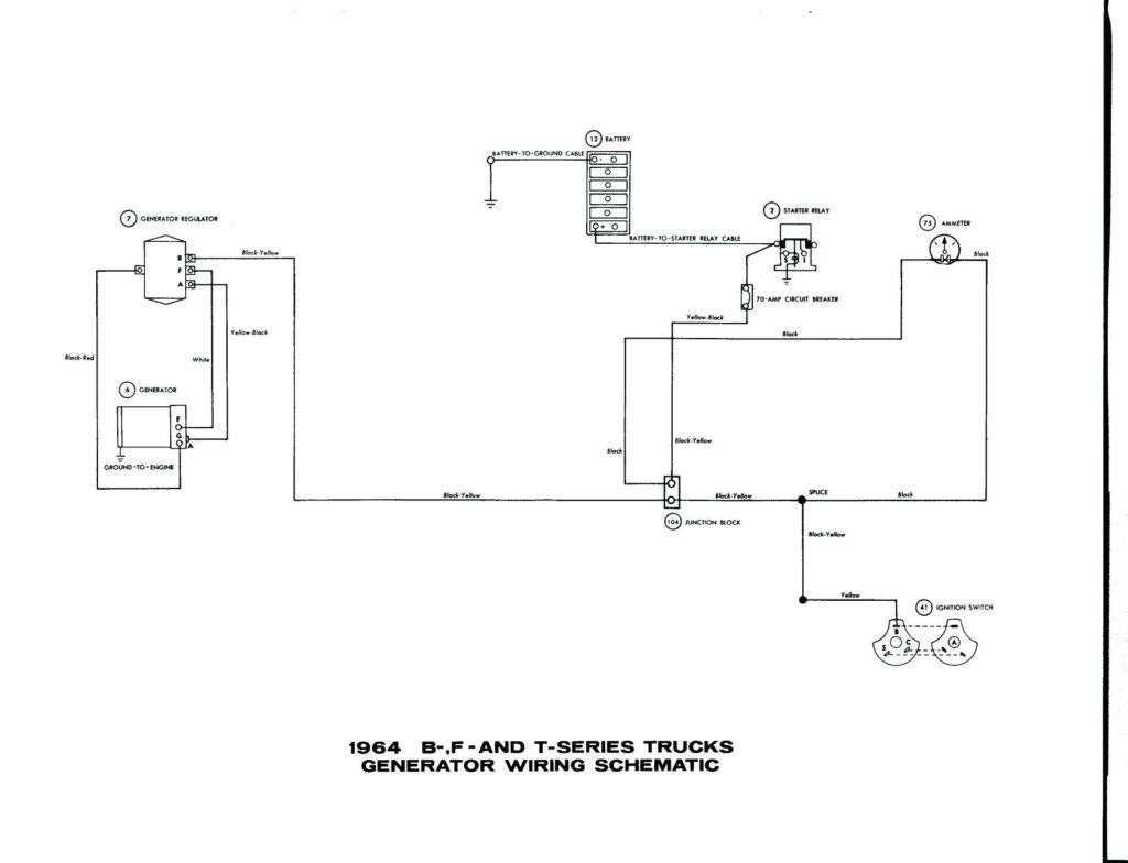 1964 Chevy Ignition Switch Wiring Diagram | Wiring Library - Starter Solenoid Wiring Diagram Chevy