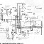 1964 Ranchero Wiring Diagrams   4 Wire Alternator Wiring Diagram