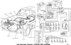 1965 Ford Mustang Wiring Diagram   Wiring Diagrams Hubs   66 Mustang Wiring Diagram