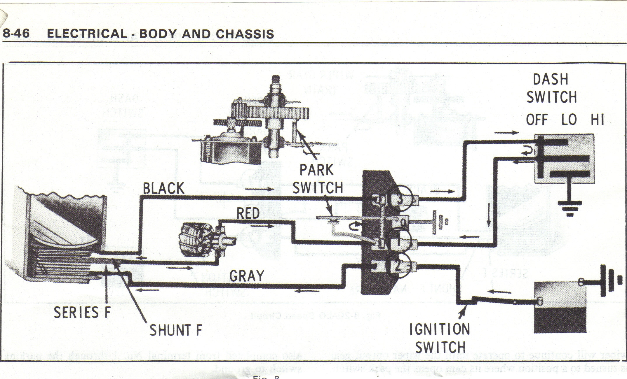 1968 Chevy Wiper Motor Wiring Diagram - Data Wiring Diagram Site - Wiper Motor Wiring Diagram Chevrolet