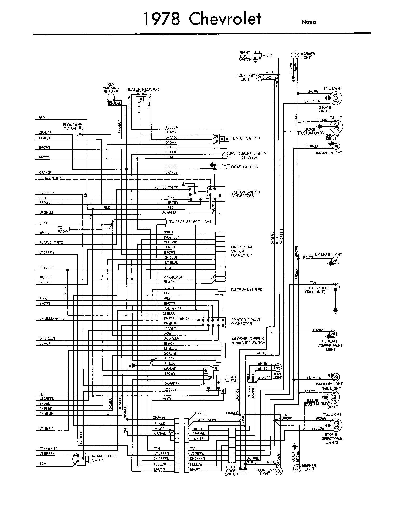 1969 Chevy Starter Wiring | Manual E-Books - Chevy Starter Wiring Diagram