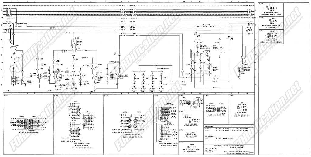 Ford F250 Wiring Diagram For Trailer Lights | Wirings Diagram  F Turn Signal Switch Wiring Diagram on turn signal schematic, chevy turn signal diagram, ford turn signal switch diagram, turn signals brake lights wiring, sparton turn signal switch diagram, turn signal switch exploded view, turn signal wire diagram 6, turn signal flasher wiring, turn signal wire brakelights, simple turn signal diagram, 7-wire turn signal diagram, gm turn signal diagram,