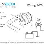 1980 Gmc Wiring | Wiring Library   4 Wire Alternator Wiring Diagram