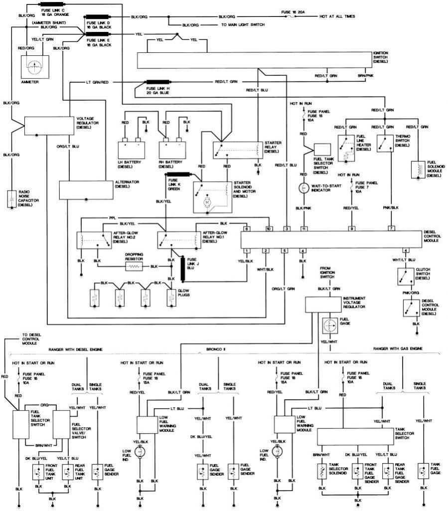 1984 F150 Ignition Wiring Diagram   Wiring Block Diagram   1995 Ford F150 Fuel Pump Wiring Diagram