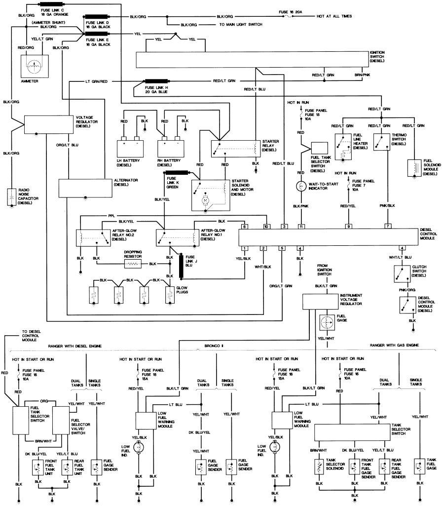 1984 F150 Ignition Wiring Diagram - Wiring Block Diagram - 1995 Ford F150 Fuel Pump Wiring Diagram