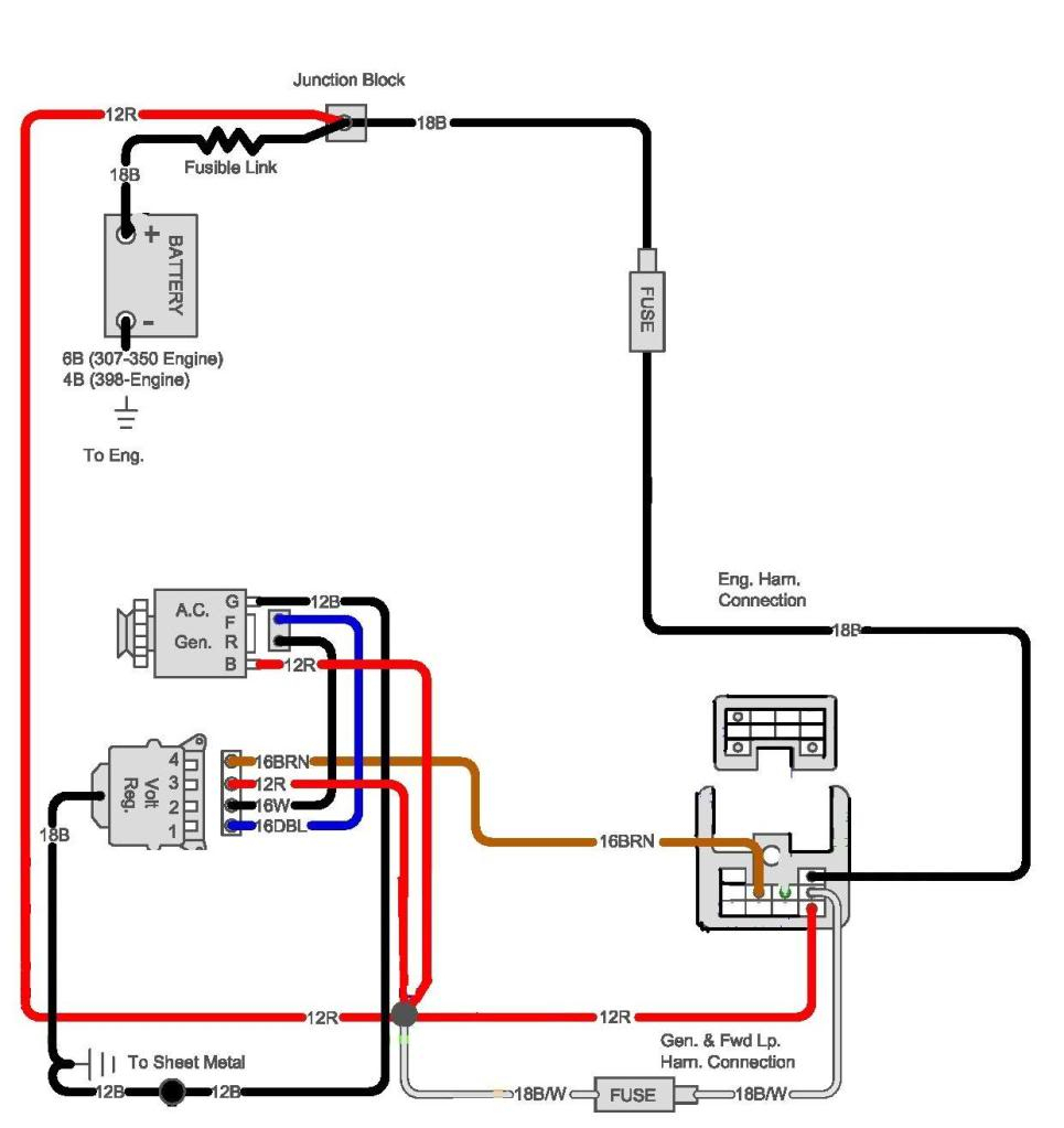 Gm 4 Wire Alternator Wiring Diagram | Wirings Diagram  Wire Alternator Wiring Connector Diagram on 4 wire fan diagram, three wire alternator diagram, 4 wire thermostat diagram, generator internal wiring diagram, 4 wire cdi chinese atv wiring diagrams, car alternator diagram, gm alternator diagram, four-wire thermostat wiring diagram, 2 wire alternator diagram, chevy alternator 4 wire diagram, 4 wire ignition switch diagram, cushman starter generator wiring diagram, ford 4 wire alternator diagram, 4 wire gm alternator wiring, alternator charging diagram, 12v generator wiring diagram, alternator circuit diagram, power window wiring diagram, alternator exciter wire diagram, gm internal regulator wiring diagram,