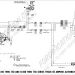 1988 Ford Alternator Wiring Diagram   All Wiring Diagram Data   One Wire Alternator Wiring Diagram Ford