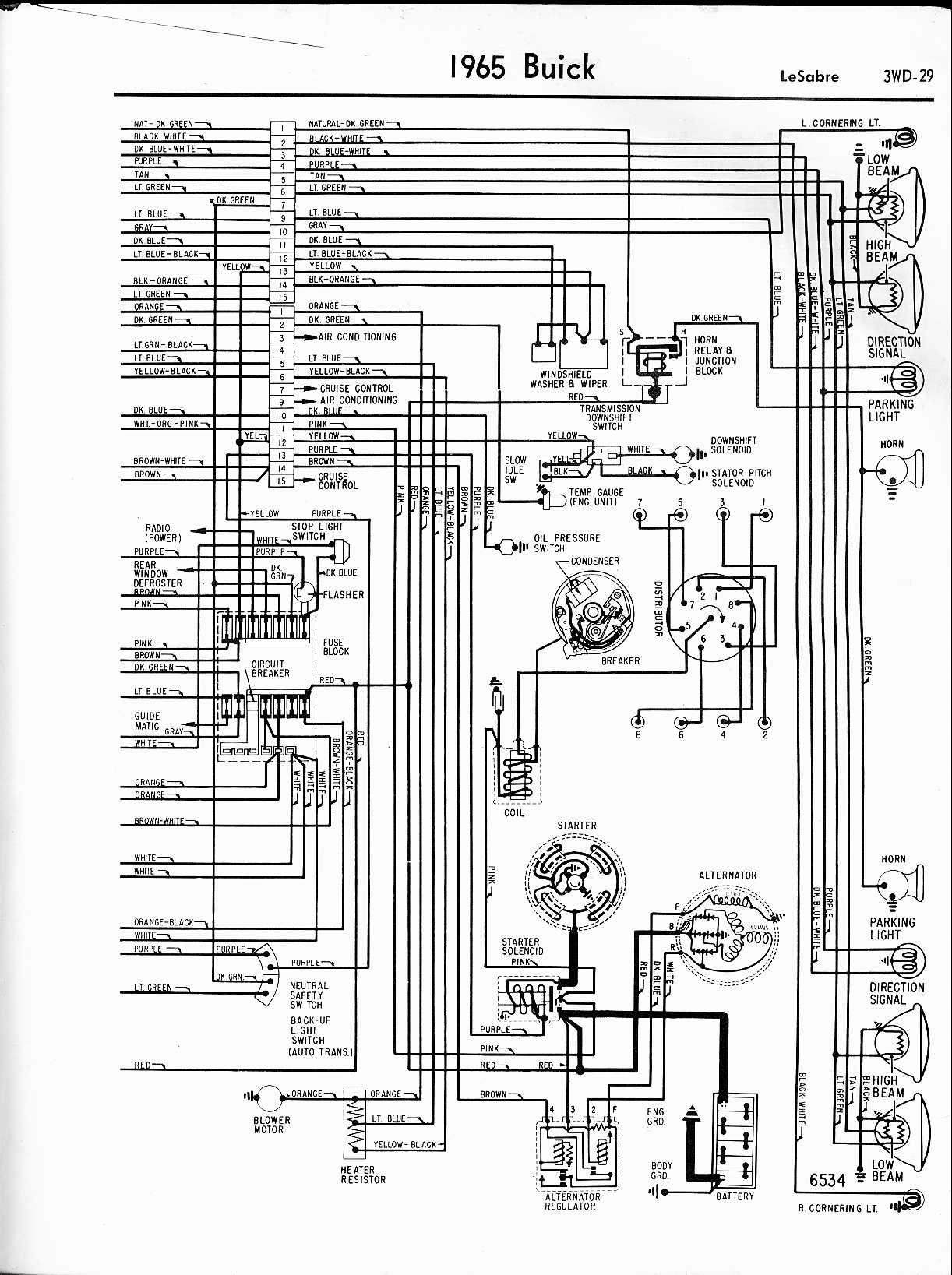 1997 Buick Lesabre Ignition Diagram | Wiring Diagram - 2000 Honda Accord Radio Wiring Diagram