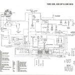 1997 Sportsman Wiring Diagram | Wiring Library   Polaris Ranger Wiring Diagram