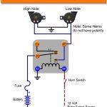 2 Car Horn Wiring   Wiring Diagram Data Oreo   Horn Wiring Diagram