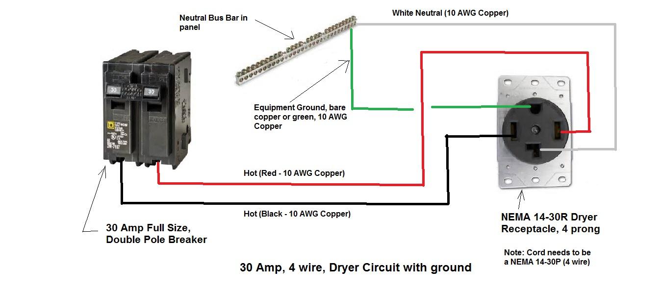 2 Pole Circuit Breaker Wiring Diagram - Electrical Schematic Wiring - Double Pole Circuit Breaker Wiring Diagram