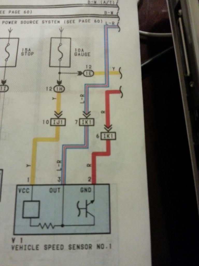 Enjoyable 2 Wire Speed Sensor Wiring Diagram Wirings Diagram Wiring Digital Resources Inamapmognl