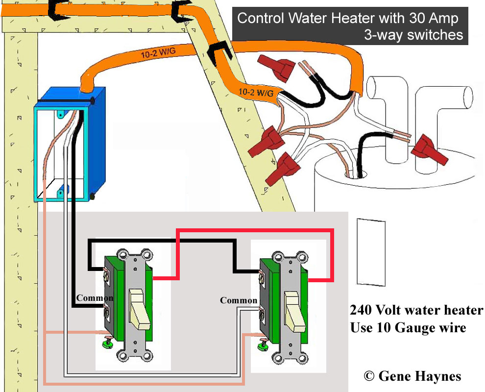 Baseboard Heater Wiring Diagram 240V | Wire Diagram For 240v Heater Wiring Diagram