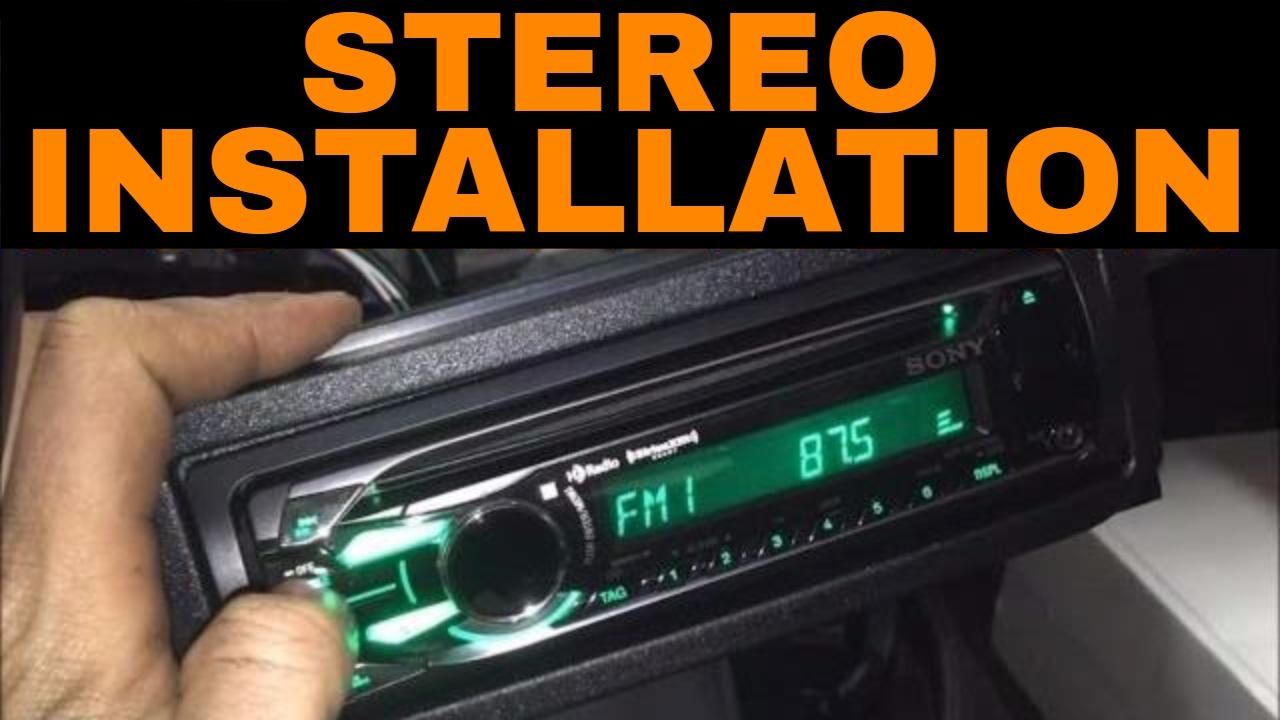 2001-2004 Dodge Dakota/durango Radio/stereo/deck Installation - 2004 Dodge Durango Radio Wiring Diagram