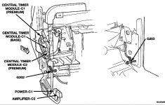 2003 Dodge Dakota Wiring Harness – Wiring Diagram Detailed – Trailer Light Wiring Diagram