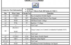 2004 Chevy Cavalier Wiring Diagram Rate Stereo Wiring Harness   2004 Chevy Cavalier Stereo Wiring Diagram
