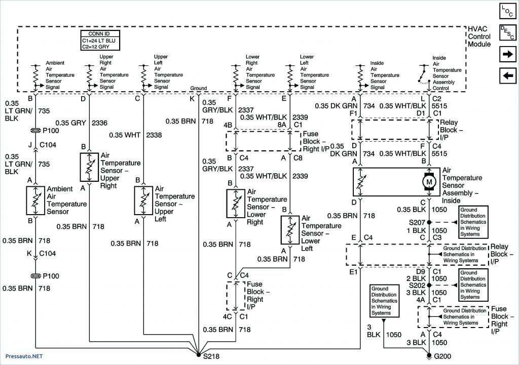 2004 Chevy Silverado Stereo Wiring Harness Diagram