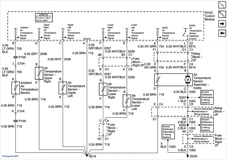 2004 Chevy Silverado Radio Wiring Harness Diagram