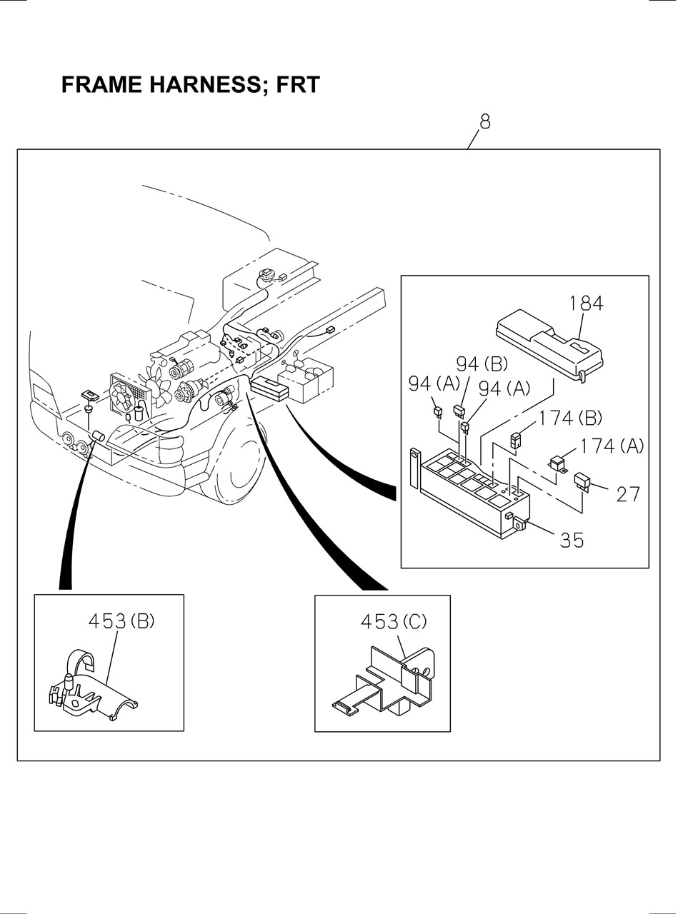2004 Isuzu Npr Fuse Box Diagram | Wiring Diagram - 2006 Isuzu Npr Wiring Diagram