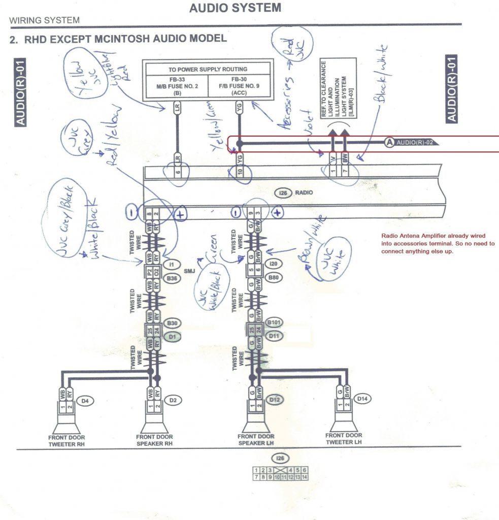 2004 Subaru Forester Wiring Diagram Fresh 2012 Subaru Wiring Diagram   Pac Sni 15 Wiring Diagram