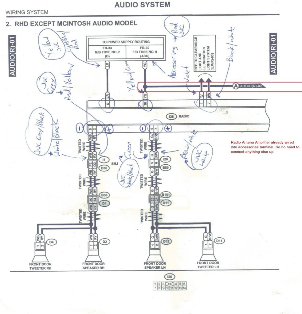 2004 Subaru Forester Wiring Diagram Fresh 2012 Subaru Wiring Diagram - Pac Sni 15 Wiring Diagram