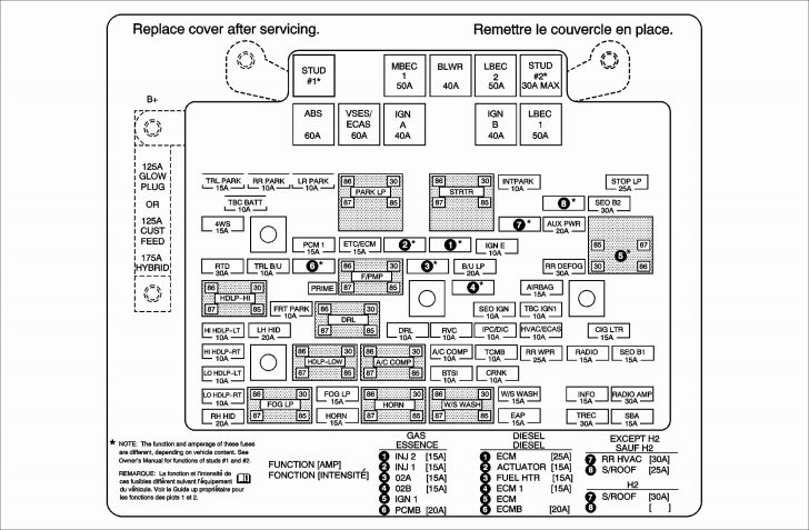 2005 Chevy Trailblazer Stereo Wiring Diagram